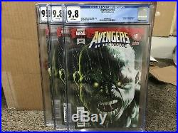 Avengers #684 CGC 9.8 NM/MT (2017 Series Marvel) 1st Immortal Hulk One Slab
