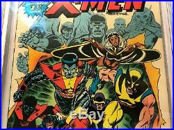 GIANT-SIZE X-Men #1 (CGC 6.5) OWithW pages MEGA KEY NEW X-MEN 1975 Marvel