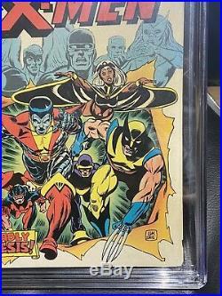 Giant Size X-Men 1 CGC 5.5 Wolverine Avengers Spider-Man Fantastic Four Hulk