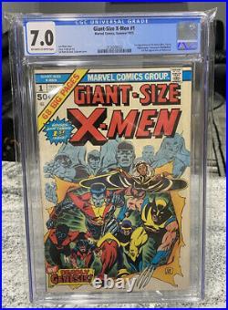 Giant Size X-Men 1 CGC 7.0