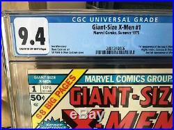 Giant-Size X-Men #1 CGC 9.4 VF/NM Cream to Off White