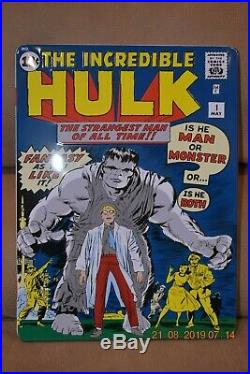 HULK # 1 Silver Foil CGC 10.0 GEM MINT