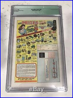 Incredible Hulk #180 CGC 8.5 1st Appearance Of Wolverine