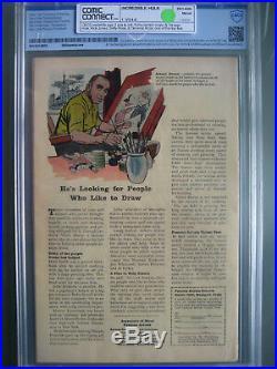 Incredible Hulk #1 (1962) CBCS 4.0 Origin & 1st Hulk (Dr. Bruce Banner) CGC