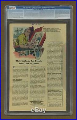 Incredible Hulk (1st Series) #4 1962 CGC 4.0 1335510005