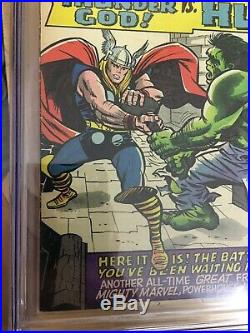 Journey Into Mystery 112 CGC 7.5 OW Pgs. Looks Nicer Thor Hulk