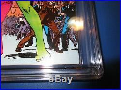 Savage She-Hulk #1 Hot Key Newsstand Variant CGC 9.8 NM/M 1st Jennifer Walters