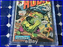 The Incredible Hulk #180 (Marvel 1974) CGC 7.0 1st Wolverine